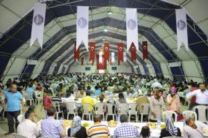 iftar çadırı imalatı