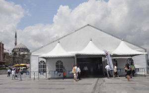 iftar çadırı
