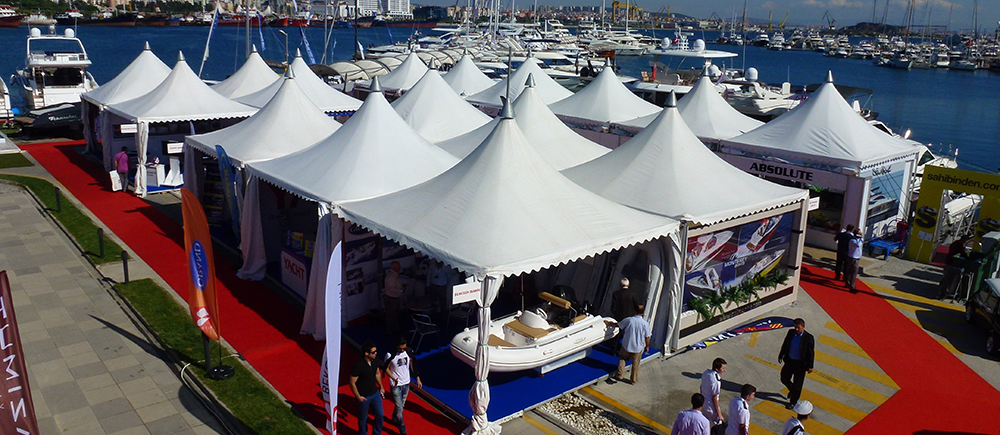 kiralık çadır istanbul