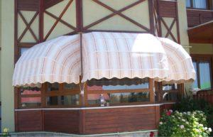 açılır kapanır tente