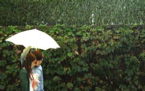 su geçirmez şemsiye