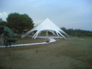 Yarasa Çadırı Sistemleri